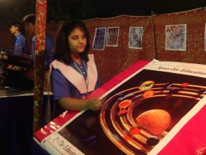 Sixth Falakyati Mela at the World Space Week in Lahore