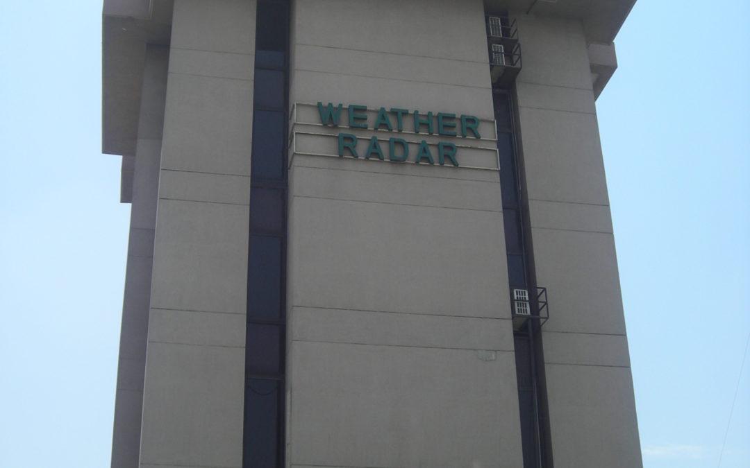Trip to Flood Forecasting Bureau