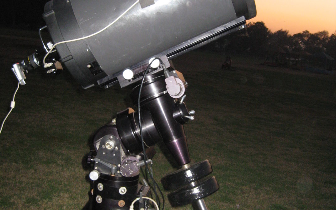 Monthly Meeting and Astronomical Observation