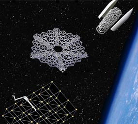 Deployable Structures for Space Exploration