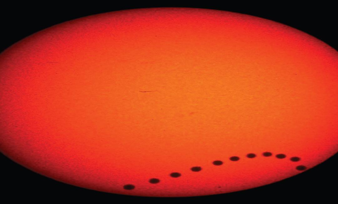 Venus's Transit