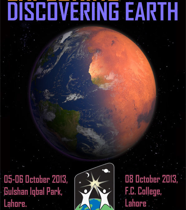 Exploring Mars and Discovering Earth