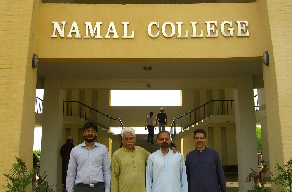 KSS Helps Namal College's astronomy club