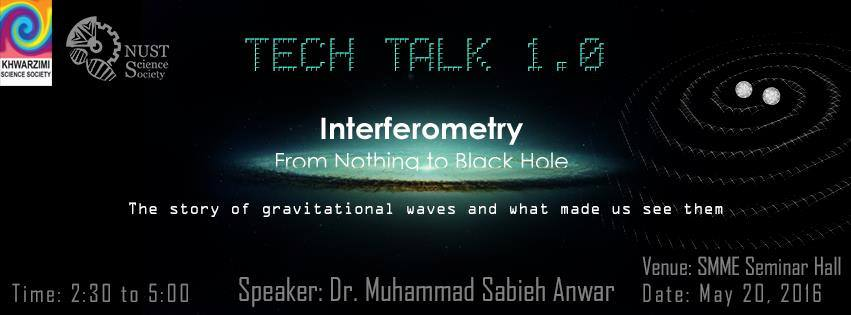 Interferometry: From Nothing to Black Holes