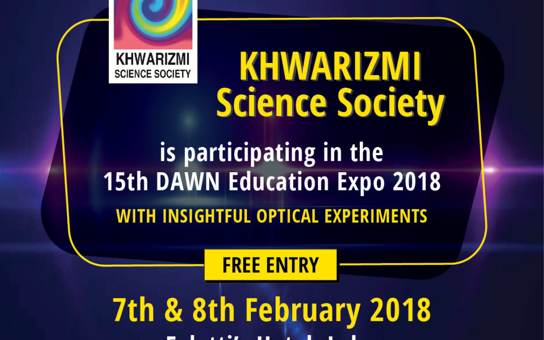 15th DAWN Education Expo 2018