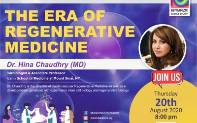 Episode 1 of MWST: The Era of Regenerative Medicine with Dr. Hina Chaudhry