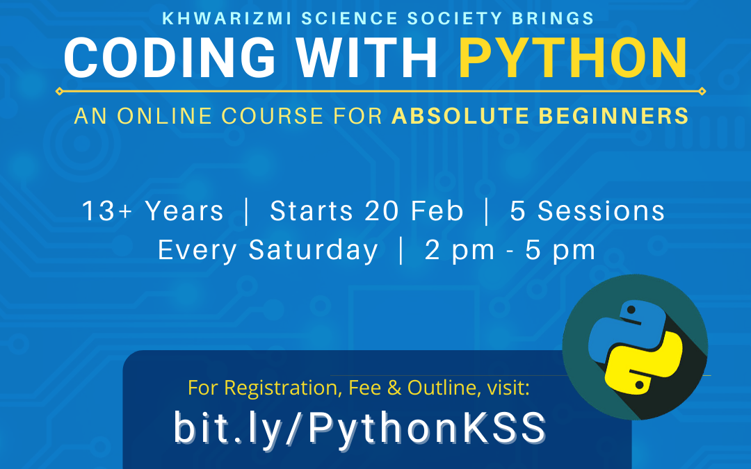 Coding with Python: A Course for Absolute Beginners