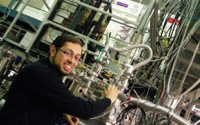 Dr Muhammed Sameed, Life Member of KSS: An Integral Part of the Recent Groundbreaking Experiment on Antimatter at CERN