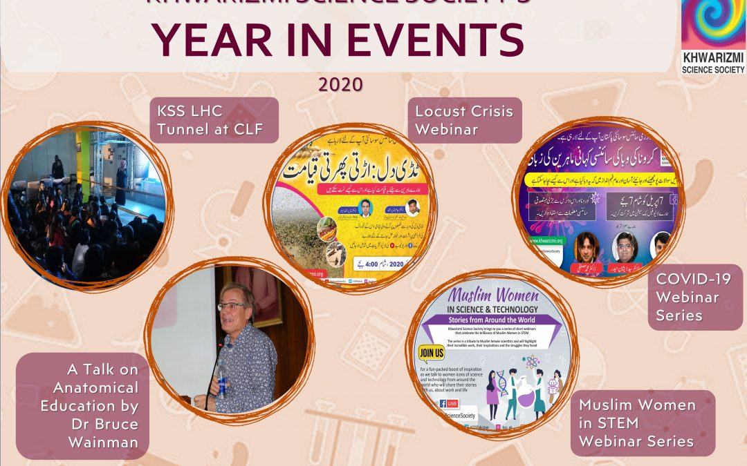 KSS Looks Back at the Year 2020
