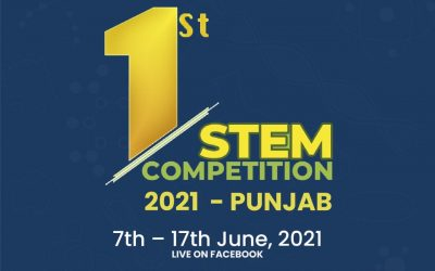 Dr Muhammad Mustafa invited to speak at the virtual STEM Competition by the Government of Punjab