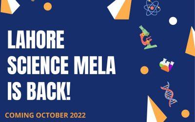 Lahore Science Mela in 2022!